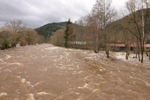 Floods occur more often due to lack of river floodplains © Iva Bufková