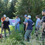 Jak najdeme původní koryto potoka? Pomůžou vegetace, půdní sondy a staré katastrální mapy.
