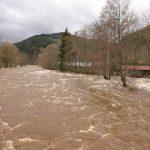 Überschwemmungen treten aufgrund fehlender Flussauen häufiger auf © Iva Bufková