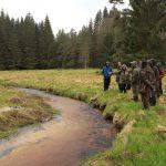 Gespräche über die Fließgewässer-Dynamik